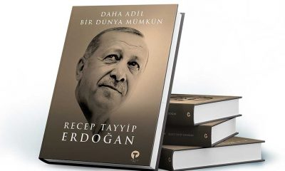 Cumhurbaşkanı Erdoğan'ın yazdığı kitap satışa çıkıyor
