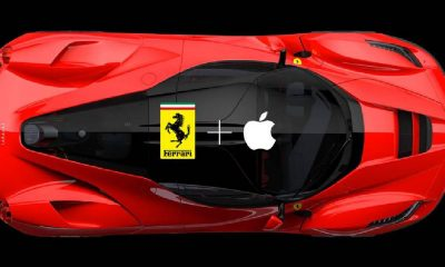 iPhone'un tasarımcısından yeni hamle: Ferrari'nin ilk elektrikli aracını tasarlayacak