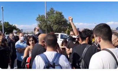 ODTÜ'de 5 öğrenci̇ gözaltına alındı