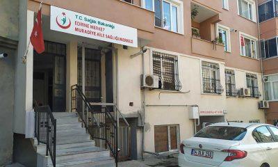 Edirne'de gittiği sağlık merkezinde doktorla tartışan Kovid-19 temaslısı gözaltına alındı