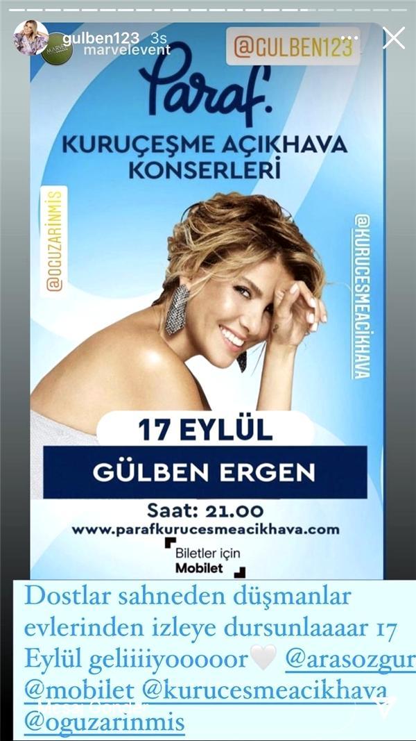 """Seren Serengil'den Gülben Ergen'e ağır sözler: """"Seda Sayan'a şükret"""""""
