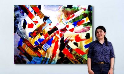 Çağdaş Sanatçı Gao Anqi Kocasinan Contemporary İstanbul'da