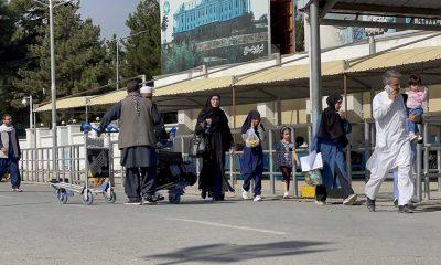 Taliban'ın kontrolü sağlamasının ardından Afganistan'a ilk uluslararası ticari uçuş yapıldı