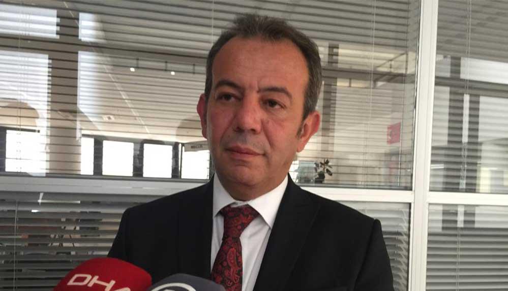 CHP Yüksek Disiplin Kuruluna sevk edilen Tanju Özcan açıklama yaptı