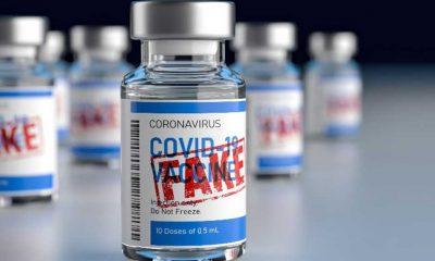 Sahte aşı ve sahte PCR testleri, önlem alınmazsa pandemiyi uzatabilir…