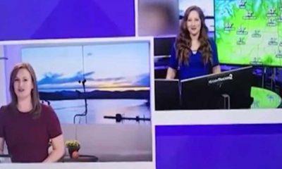 Haber bülteninde skandal: Canlı yayında cinsel içerikli görüntüler ekrana yansıdı