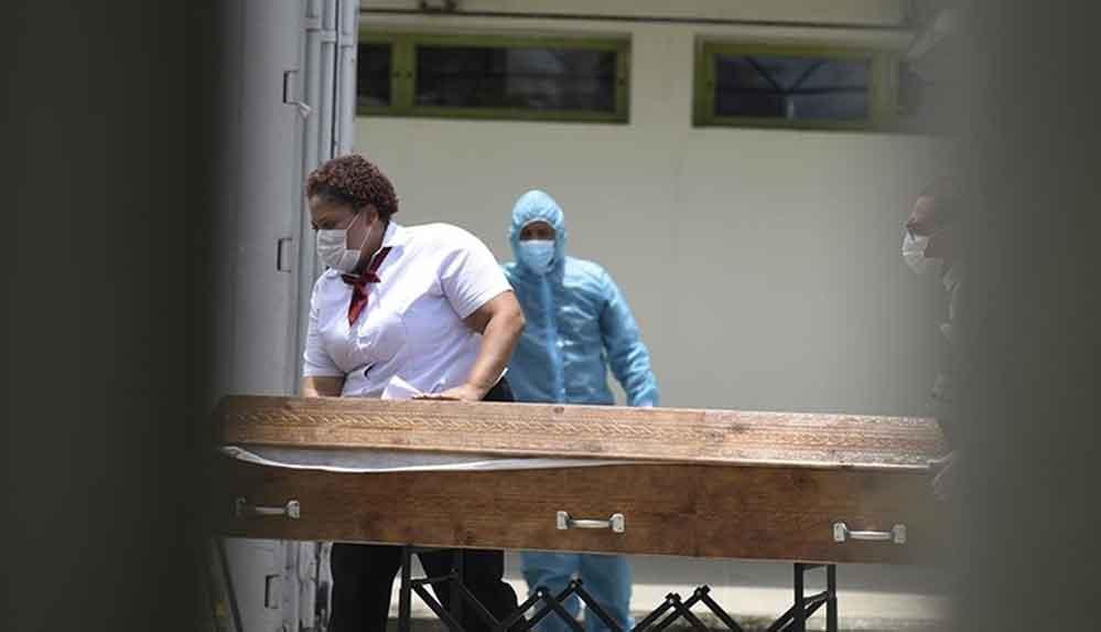 ABD'de Kovid-19'dan son 24 saatte 2 bin 509 kişi hayatını kaybetti