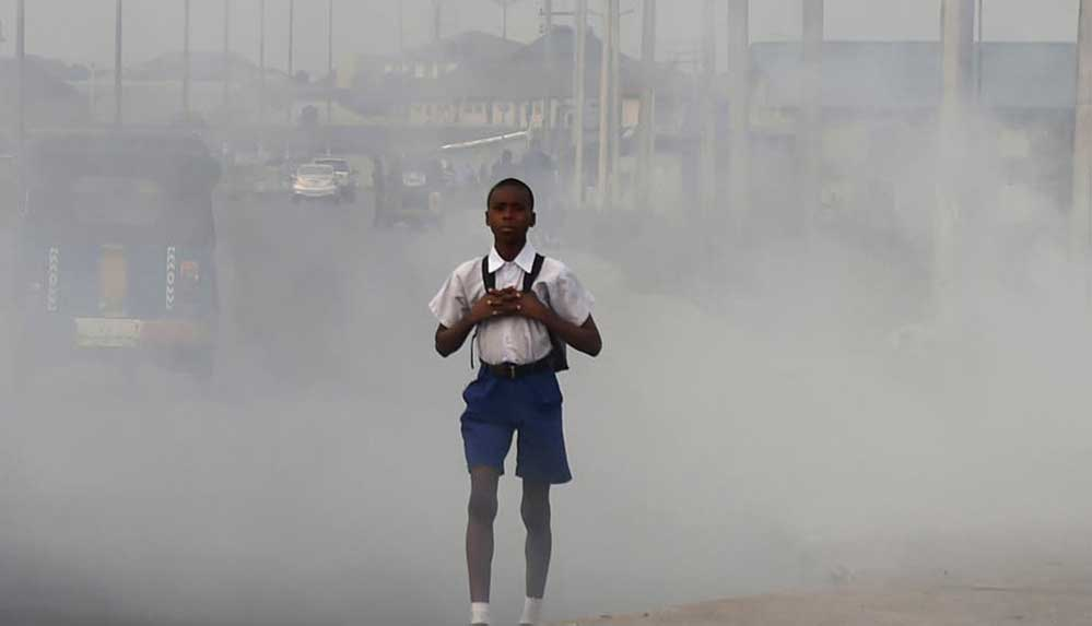 Afrika'da hava kirliliği, 2019'da 1 milyondan fazla kişinin ölümüne neden oldu