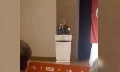 """AKP toplantısında 'üye yapın' çağrısına: """"Üye olmuyorlar, siz bize yalan söylüyorsunuz diyorlar"""""""