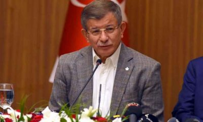 Ahmet Davutoğlu, erken seçim için tarih verdi