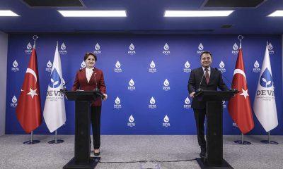 Akşener ve Babacan görüştü: Erken seçim yapsınlar, 13. Cumhurbaşkanı olarak seçilecek kişiyi öğrenirler