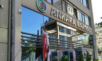 Ankara Barosu'ndan, Yeni Akit gazetesi hakkında suç duyurusu