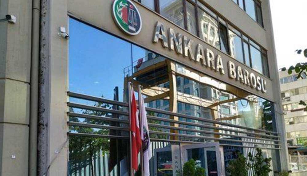 Ankara Barosundan arzuhalciler hakkında suç duyurusu