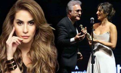 Aynur Aydın: İnşallah ödülümü Tamer Karadağlı'dan almam