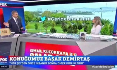 Başak Demirtaş'ı konuk eden FOX TV'ye RTÜK'ten inceleme