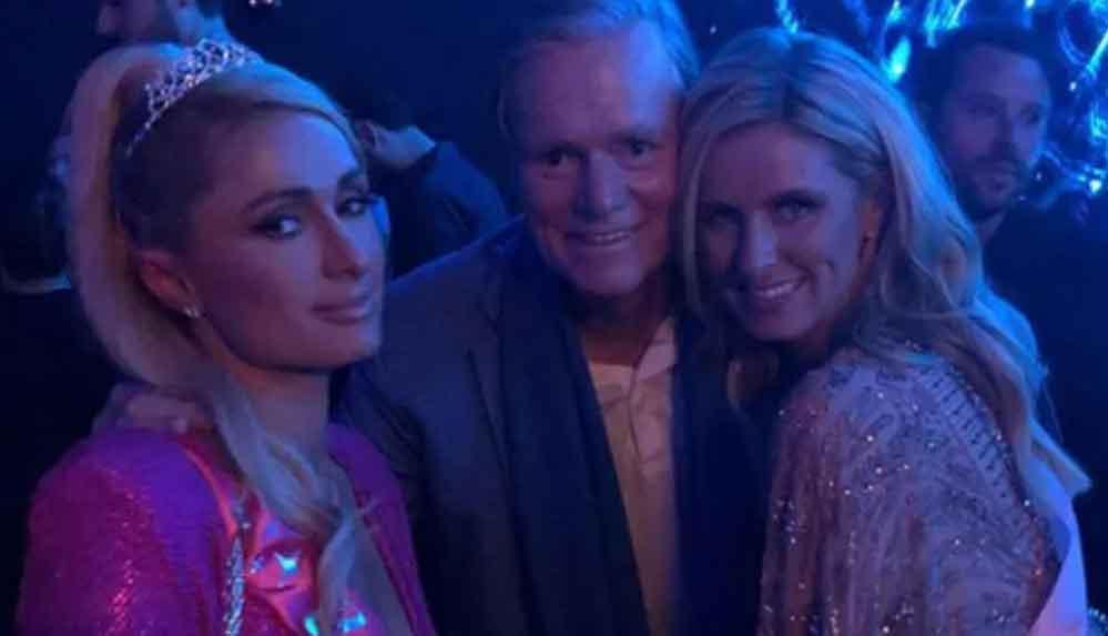 Bir haftadır bekarlığa veda eden Paris Hilton, dördüncü nişanlısıyla evlenmek için gün sayıyor