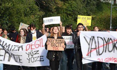 Boğaziçi protestoları ile ilgili davada 13 sanık hakkında zorla getirilme kararı