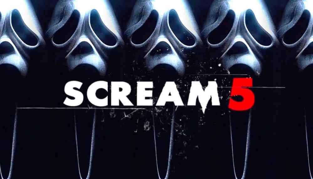 Çığlık 5'in (Scream 5) ilk afişi yayınlandı