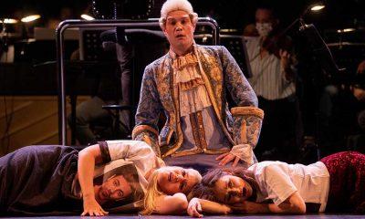 """Mozart'ın ünlü operası """"Cosi Fan Tutte"""" İstanbul'da sanatseverlerle buluşacak"""