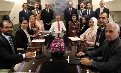 Cumhurbaşkanı Erdoğan'dan F-35 açıklaması: 1 milyar 400 milyon dolarımızı öyle veya böyle alacağız