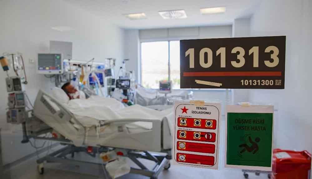 Delta varyantı yoğun bakım hastalarının yaş ortalamasını düşürdü