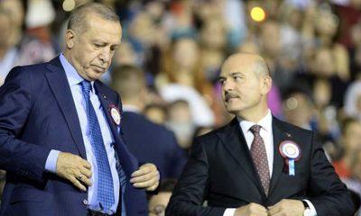 Soylu: Cumhurbaşkanı Erdoğan sadece Türkiye'nin değil bu coğrafyanın ve insanlığın büyük devrimcisidir