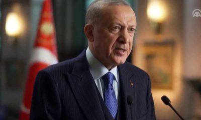 """Cumhurbaşkanı Erdoğan: """"Medeniyetler beşiği Akdeniz'i büyük bir mülteci kabristanına çeviren sebeplerden biri de çevrenin tahrip olmasıdır"""""""