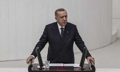 """Cumhurbaşkanı Erdoğan TBMM açılışında konuşuyor: Yeni anayasa, milletimize vereceğimiz en güzel 2023 hediyesi olacaktır"""""""