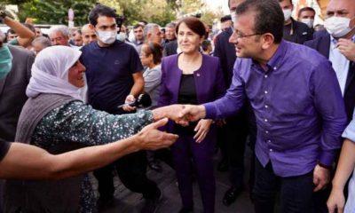Ekrem İmamoğlu'ndan Diyarbakır'da 'barış' açıklaması