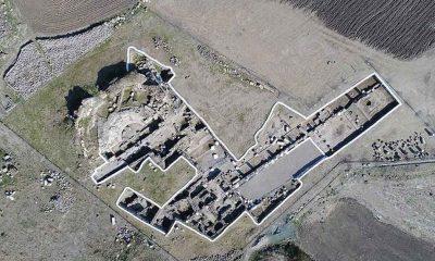 Epiphaneia Antik Kenti kazılarında tapınaktan dönüştürülmüş kilise bulundu