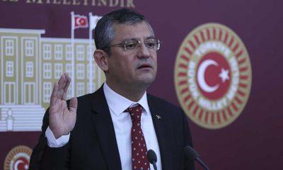 """Özgür Özel'den Erdoğan'a """"Tutmayın küçük enişteyi"""""""