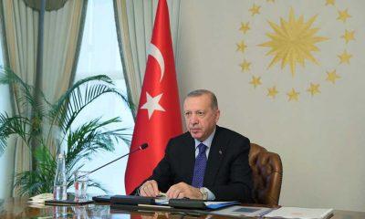 """Cumhurbaşkanı Erdoğan: """"Uluslararası toplumun Afgan halkına sırtını dönme, bu ülkeyi kendi kaderine terk etme lüksü yoktur."""""""