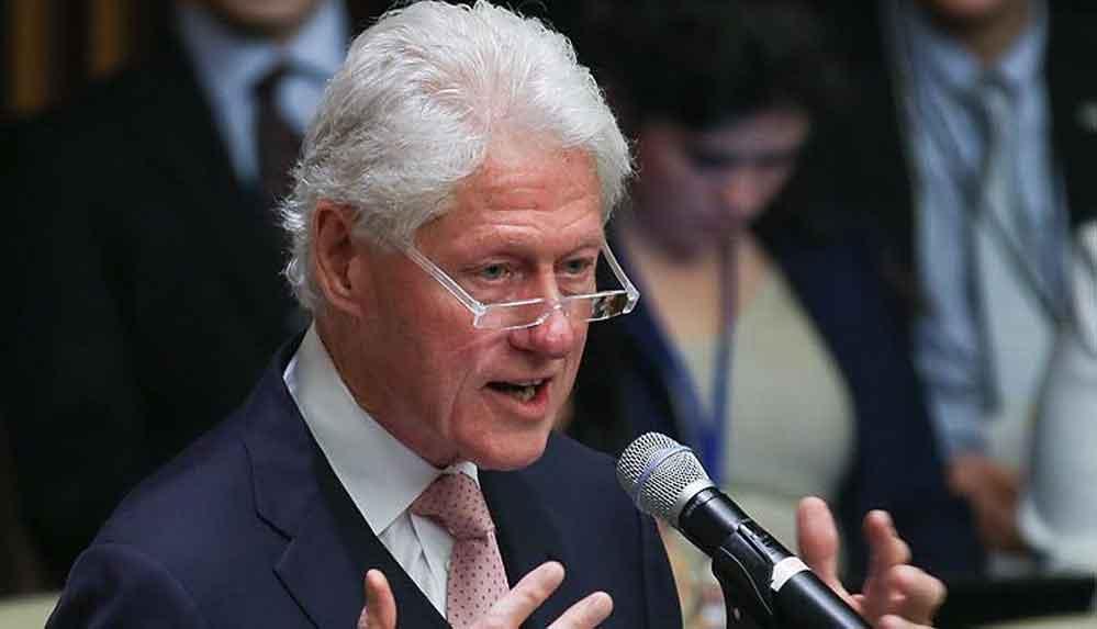 Eski ABD Başkanı Bill Clinton hastaneye kaldırıldı