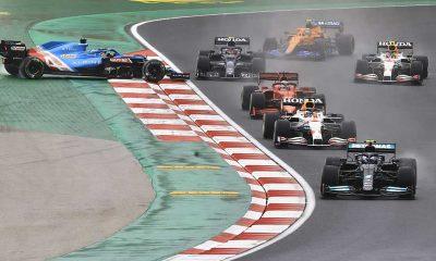 Formula 1 Türkiye Grand Prix'sinin kazananı belli oldu