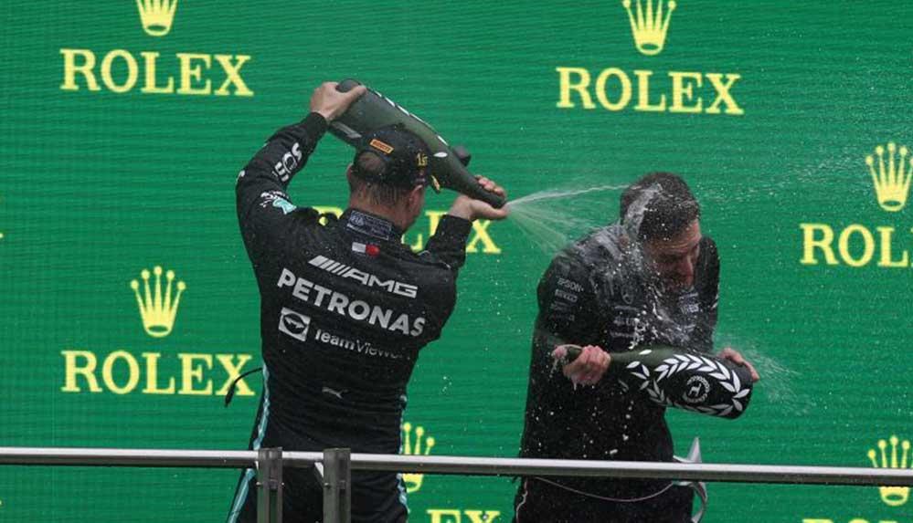 Formula 1 için özel 'şampanya' izni iddiasına Süleyman Soylu'dan yanıt