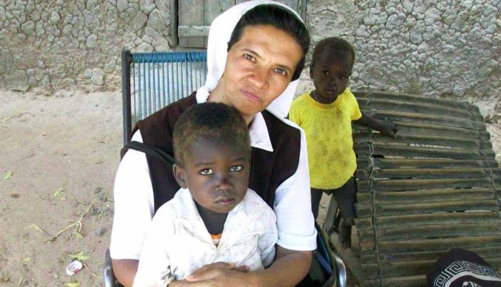 Mali'de 2017'de kaçırılan Kolombiyalı rahibe serbest kaldı