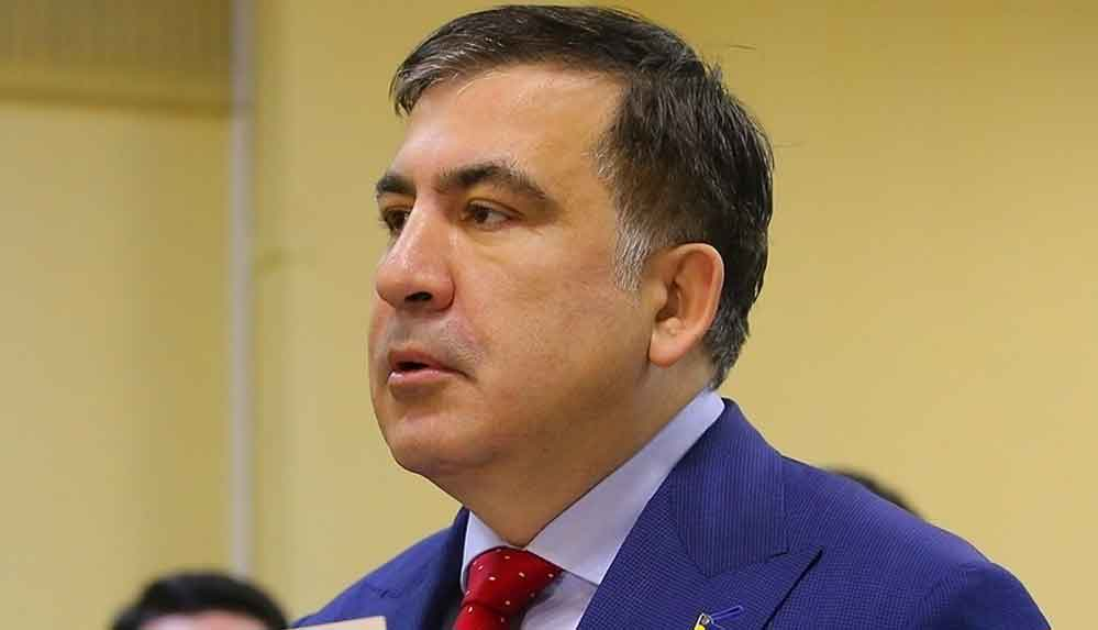 Gürcistan'da açlık grevini sürdüren eski cumhurbaşkanı Saakaşvili'nin sağlık durumu kötüleşti