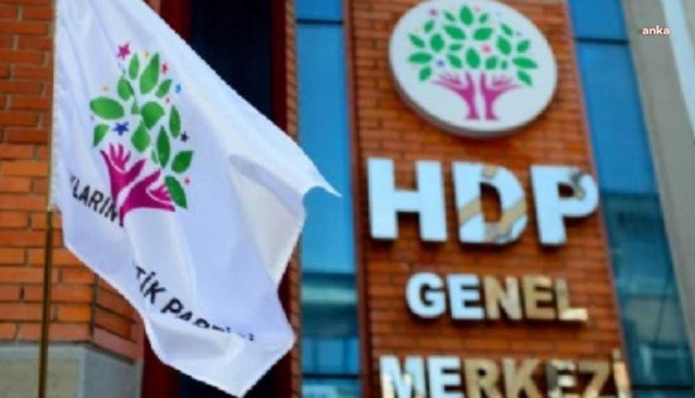 """HDP'den 10 Ekim açıklaması, """"Katliamlardaki gerçek sorumlulardan hesap sorana kadar yolumuza devam edeceğiz"""
