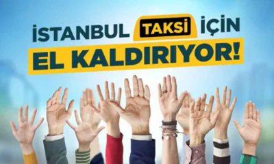 İmamoğlu: Yeni ve kaliteli taksi sistemi önerimizi 10. kez UKOME'ye getireceğiz