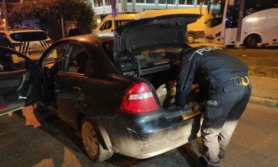 """İstanbul'da """"Yeditepe Huzur"""" asayiş uygulaması: Aranan 405 şüpheli yakalandı"""