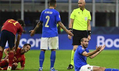 İtalya Milli Futbol Takımı'nın 3 yıllık yenilmezlik serisine İspanya son verdi