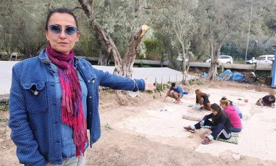 İznik'te iki lahitten mumyalanmış 3 iskelet çıktı