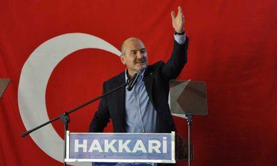 """İçişleri Bakanı Soylu: """"Kılıçdaroğlu, sen oradan git, CHP kaybettiği zamanı kazansın"""""""