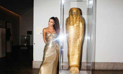 Kim Kardashian'ın fotoğrafı tarihi eser kaçakçılığını ortaya çıkardı