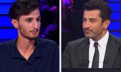 Kim Milyoner Olmak İster'de duygulandıran 'Beşiktaş' sorusu: 'Sanki ağabeyim yanımda bana fısıldıyor'