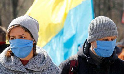 """Ukrayna'da Kovid-19 salgınında """"günlük en yüksek ölüm sayısı"""" gerçekleşti"""