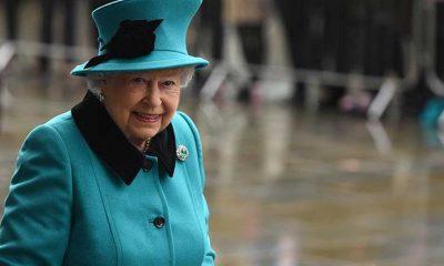Kraliçe Elizabeth, yılın yaşlısı ödülünü kabul etmedi