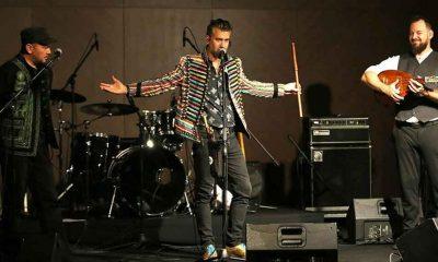 Macar folk grubu Kerekes Band, Türkiye'deki ilk konserini verdi