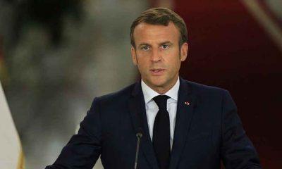 Macron'dan 1961'de Cezayirlilerin öldürüldüğü katliama ilişkin açıklama: O gece işlenen suçlar affedilemez