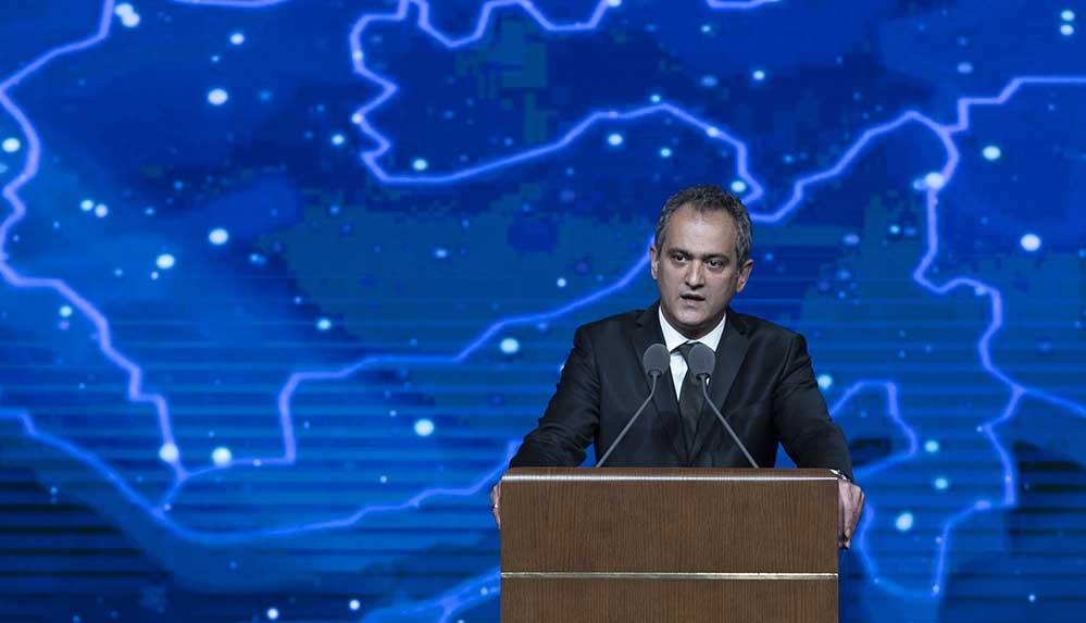 """Milli Eğitim Bakanı Özer: """"Mesleki eğitim, artık yeniden Türkiye'nin umudu olmuştur"""""""